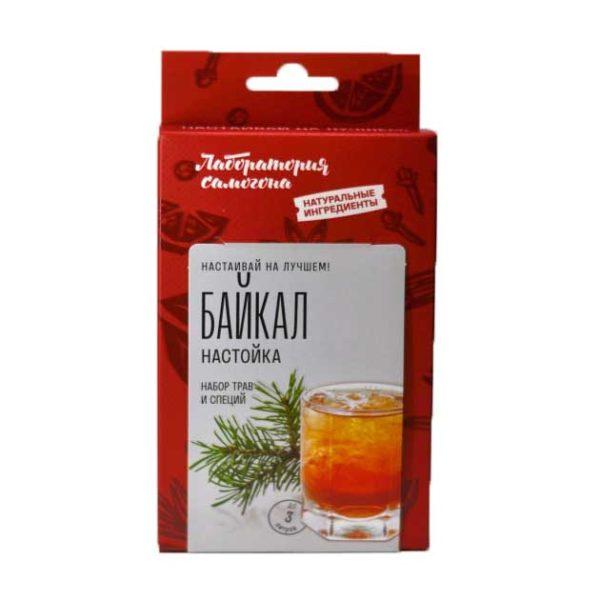 Набор трав и специй Байкал настойка от Лаборатории самогона
