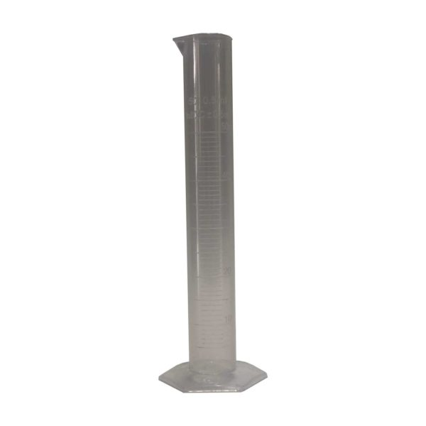 Мерный цилиндр 50 мл, пластик