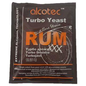 Дрожжи Alcotec Rum Turbo, 73 гр