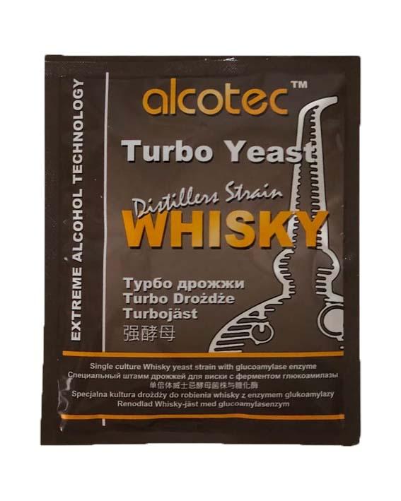 Дрожжи Alcotec Whisky Turbo, 73 гр