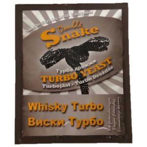 Дрожжи Double Snake Turbo Whisky, 70 гр