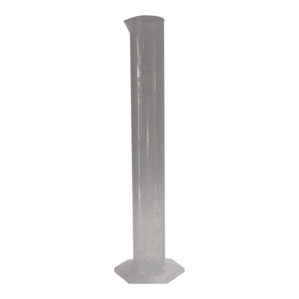 Мерный цилиндр 100 мл, пластик