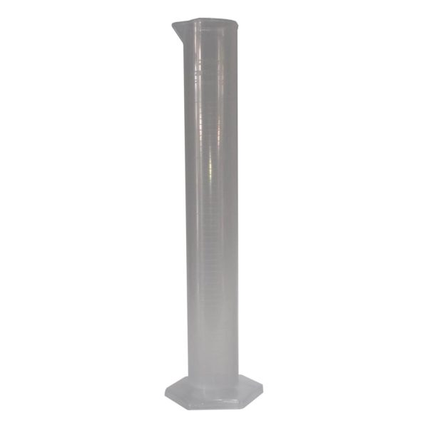 Мерный цилиндр 250 мл, пластик